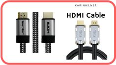 There are plenty of HDMI cables in markets that vary in design and prices. It can be difficult and a bit confusing to know which kind of cable to Look Good Feel Good, Hdmi Cables, Coloring Books, Technology, Floral, Vintage Coloring Books, Tech, Florals, Tecnologia