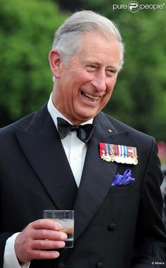 Prince Charles, Am I the only one who likes him?  NO, I LIKE HIM TOO!