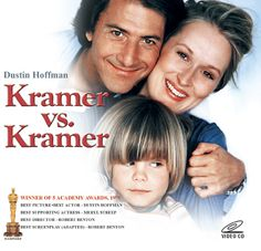 Kramer vs Kramer was the 1st movie that addressed a dad fighting for custody of this son
