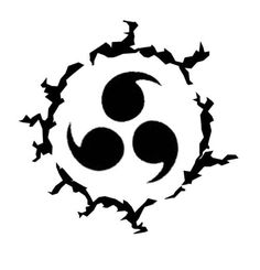 Sasuke's Curse Mark- Will be getting this tatted!!!♥