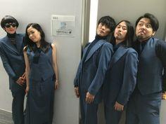 まもなくサカナクション!話題の映画「バクマン。」主題歌の最新曲を披露!PV同様に繰り広げるダンサーとのパフォーマンスに注目! #Mステ