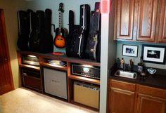 11 Best Guitar Storage Ideas Images Guitar Storage