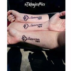#tattoos sisters