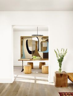 Interiors by Mark Ashby design (colors)