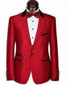 Blazers for Men for Wedding | ... Men Suits For Wedding Men Red Blazer Dress Suit Coat Pants Brand Men's