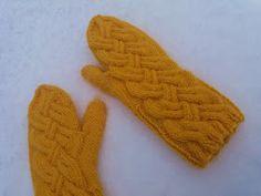Luovat kädet: Lumo -lapaset Marimekko
