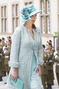 Hereditary Grand Duchess Stéphanie, June 23, 2013
