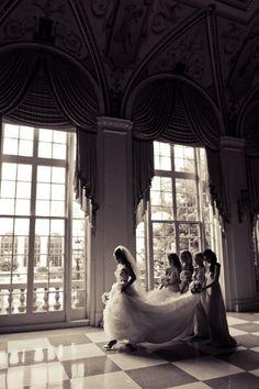 Mon mariage de rêve : la photo