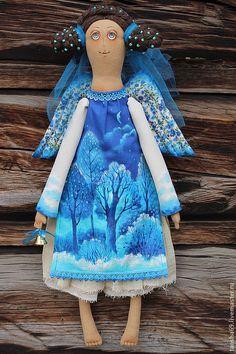 Коллекционные куклы ручной работы. Ярмарка Мастеров - ручная работа Утро туманное.... Handmade.