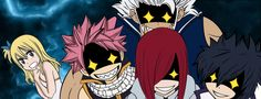 This is why fairy tail is amazing