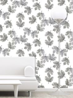 Floral Wallpapers for your walls online in India. Buy Floral Wallpaper for walls at best prices. Decor, Maple Leaf, Wallpaper Decor, Wallpaper, Kids Room, Floral Wallpaper, Wall Wallpaper, Printed Shower Curtain, Pvc Vinyl