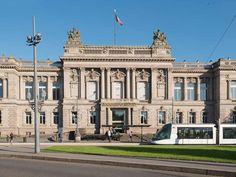 Le théâtre national de Strasbourg