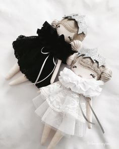 These two dainty ballerinas, l feel like they need to stay together. Listing details coming up shortly but a big thank you for your open arms to my new Tiniest Tippy Toes. I thrive on your support and encouragement and am so grateful for it xx #littlemisstippytoes #howdidlgetsolucky #new #minis #ballerinas #black #white #monochrome #silver #tinies #comingsoon