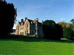 Castle Leslie in Ireland