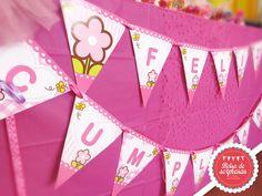 Banderines Hello Kitty, Party