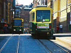 Helsinki quiere desterrar a los carros particulares