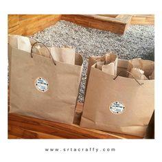 Hacemos las bolsas como las quieras!