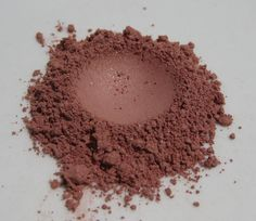 Breathless Mineral Makeup Blush by MineralBrilliance on Etsy #makeup