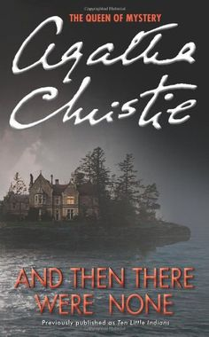 Bonus Book ~ March 2014 ~ And Then There Were None by Agatha Christie: http://www.amazon.com/gp/product/0062073486?ie=UTF8&camp=1789&creativeASIN=0062073486&linkCode=xm2&tag=thereadingcov-20