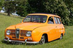 Stunning Saab
