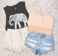 Image result for summer outfits tumblr