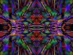 Hippy Gift Shop Funky Hippie Gifts: Rainbow Mandala Pattern Shower Curtain: Funky mandala fractal art pattern in all the colors of the rainbow. Pattern Drawing, Pattern Art, Fractal Art, Fractals, Hippie Pictures, Kaleidoscope Images, Rainbow Art, Rainbow Colors, Hippie Art
