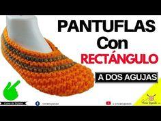 Slipper Socks, Slippers, Socks And Sandals, Knitting Socks, Youtube, Pattern, Margarita, Google, Diy