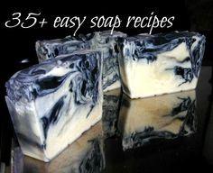 soap recipes- big variety & other recipies!