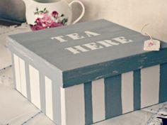 Caja de te - Cajas - Casa - 122575