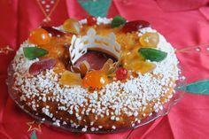 Gâteau des rois provençal ou brioche des rois T
