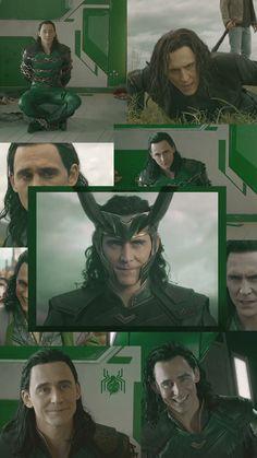 Loki wallpaper / screen lock