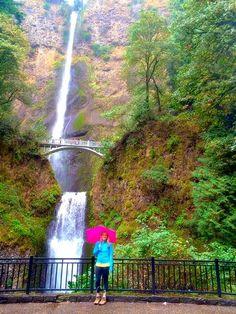 Multnomah Falls | Bridal Veil, OR