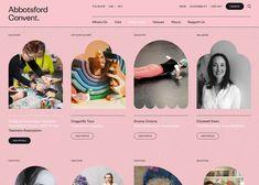 Website Design Inspiration, Website Design Layout, Web Layout, Graphic Design Inspiration, Layout Design, Graphic Design Posters, Typography Design, Branding Design, Book Design