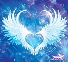 Wings of love wallpaper by Bamadoll - 29 - Free on ZEDGE™ Wings Wallpaper, Heart Wallpaper, Love Wallpaper, Wallpaper Backgrounds, Angel Wings Drawing, Angel Wings Art, Coeur Gif, Angel Artwork, Armadura Medieval