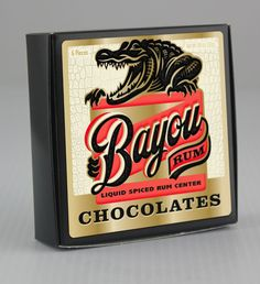 Bayou® Spiced Rum Chocolates