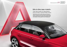 As for Audi A1 Sportback