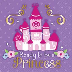 Disneys Sofia the First Lunch Napkins 16ct