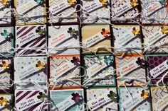 Stampin' Up! Mini Ritter-Sport Verpackung