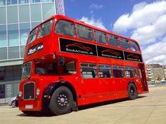 London Bus leje