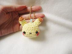 pikachu free crochet pattern                                                                                                                                                                                 More