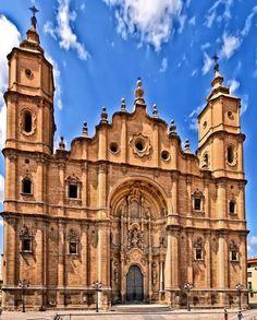 Iglesia Santa María la Mayor. Alcañiz,Teruel.España.