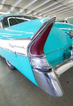 Blue Old Car - Denver