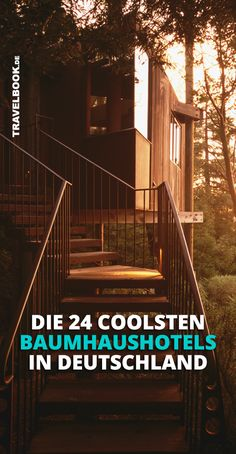 These are the 24 most beautiful tree house hotels in Germany- Das sind die 24 schönsten Baumhaushotels in Deutschland The 24 most beautiful tree house hotels in Germany – TRAVELBOOK - Travel Usa, Travel Tips, Travel Europe, Travel Hacks, Travel Ideas, Holiday Destinations, Travel Destinations, Beautiful Tree Houses, Camping Photography