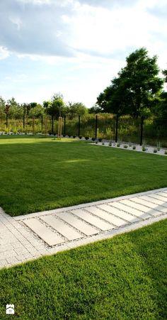 Ogród styl Nowoczesny - zdjęcie od FLORI-ARCH Ogrody, Projekty Opolskie - Ogród - Styl Nowoczesny - FLORI-ARCH Ogrody, Projekty Opolskie