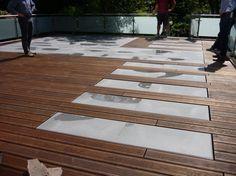 Bilderesultat for terrasse holz stein