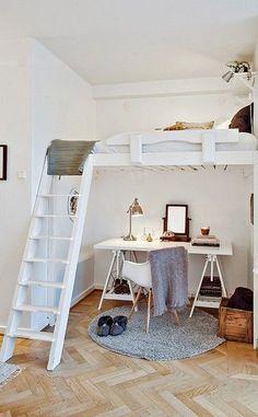 Gorgeous Small Apartment Design Ideas #interiordesign #smallapartment #smallflat