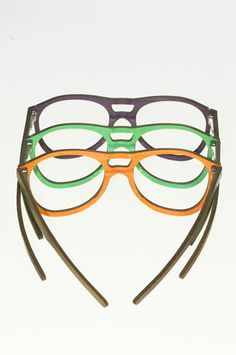 Frames made with wood from coloured trees... Just kiddin'... #feb31st #wood #colors #nature #lifestyle #vcometti