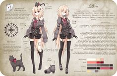 Rin Reference by Rini-tan.deviantart.com on @deviantART