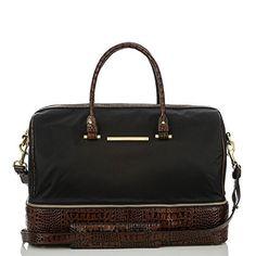 Sylvie Travel Bag - Black Tuscan Travel