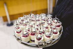 Wine & Dine'm Catering is Brisbane's premiere catering service with over 20 years of experience catering corporate events, private events and weddings. Catering Companies, Lemon Balm, Canapes, Food Menu, Oysters, Cheesecake, Vanilla, Spices, Inspired